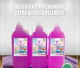 Deterjen Laundry & Shampo Karpet